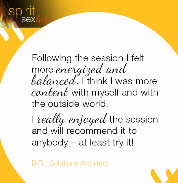 testimonial on a healing session