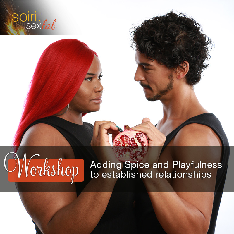 adding spice and playfulness to relationships