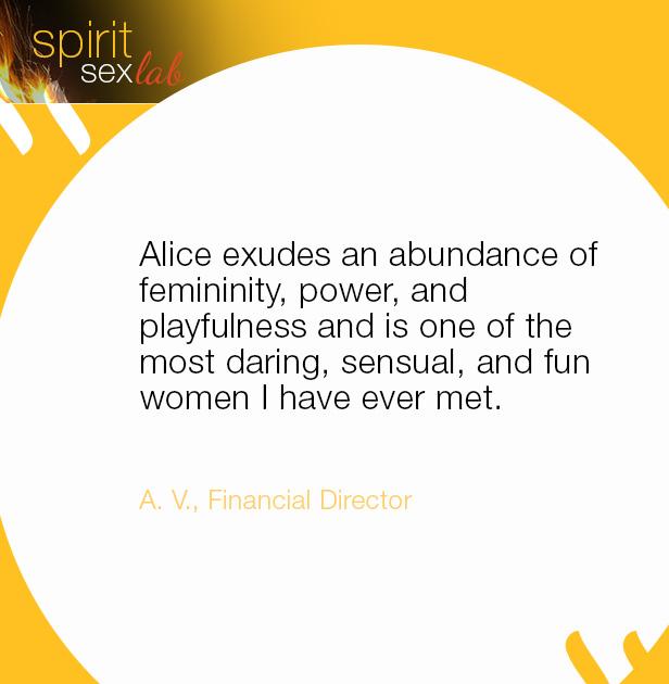 abandance of femininity