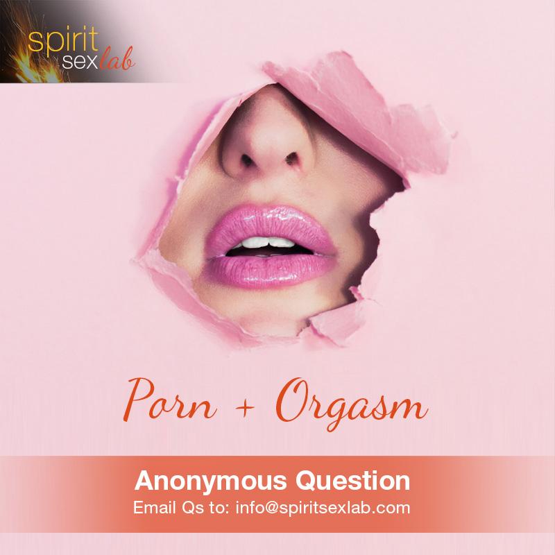 porn orgasm
