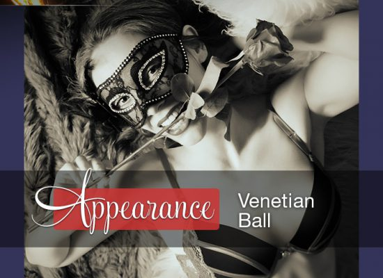 kink party: venetian ball