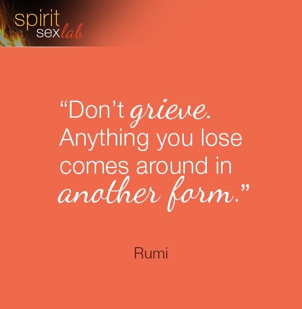 Don't grieve