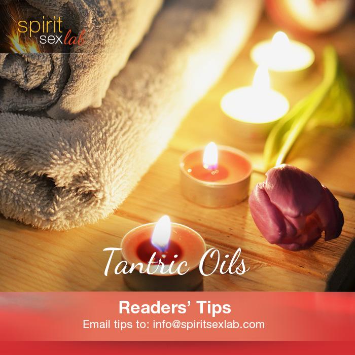 Tantric Oils