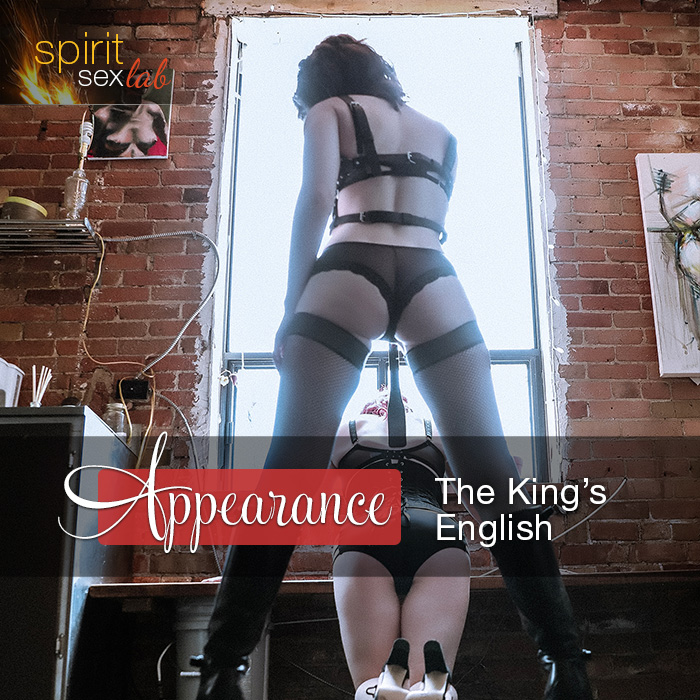 King's English Kink Party