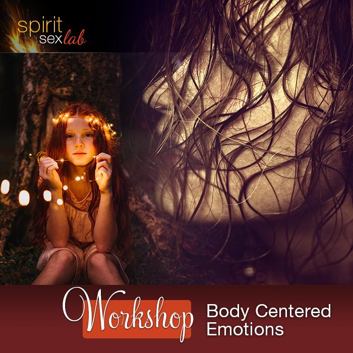 body centered emotions