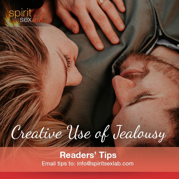 Creative Use of Jealous