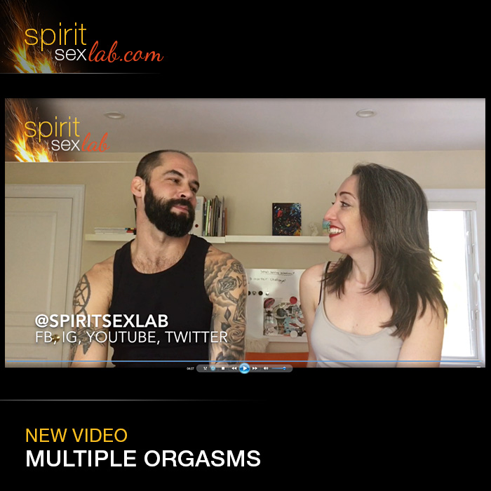 Male Multiple Orgasms