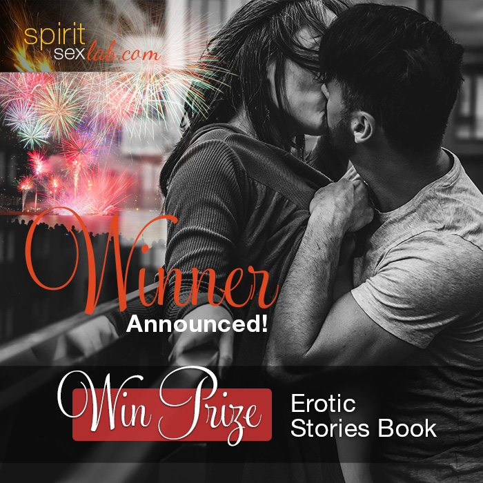 winner announced erotic book