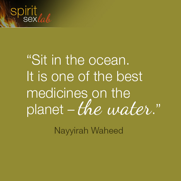 sit In the Ocean