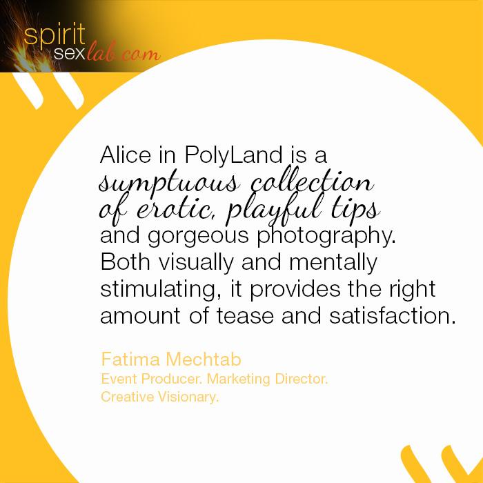 Alice in Polyland testimonial