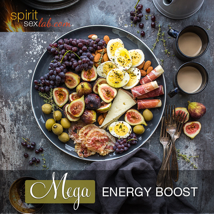 Mega Energy Boost Food