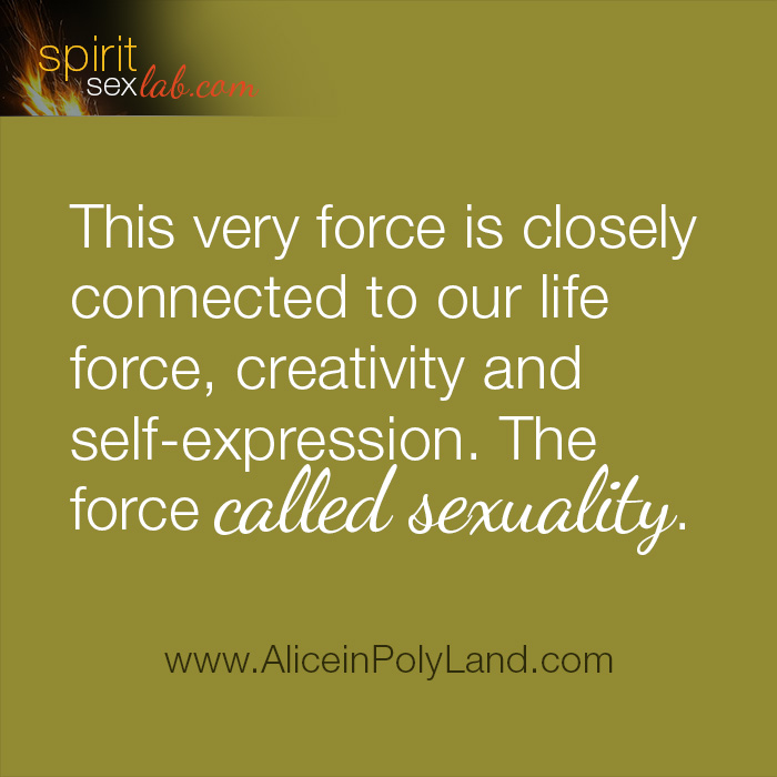 Force called sexuality