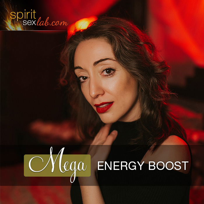 Mega Energy Boost Emotions