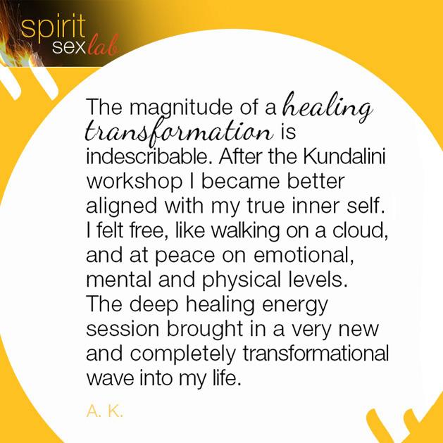 Healing Transformation