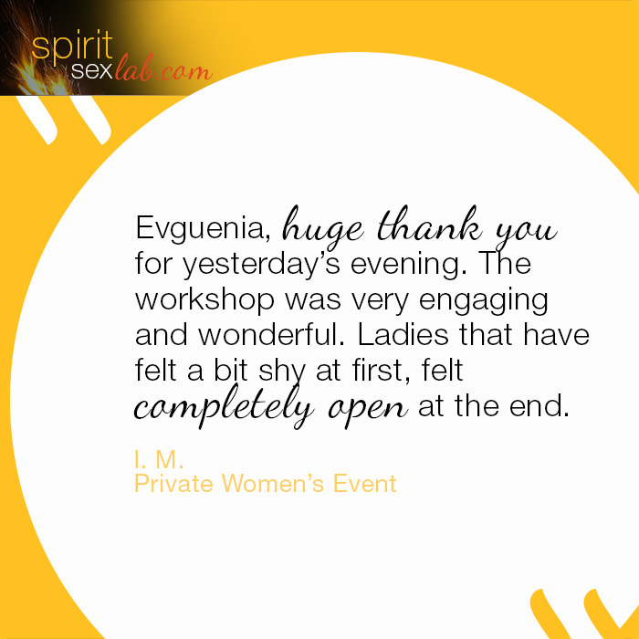 engaging and wonderful workshop