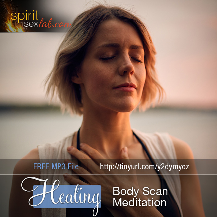 Healing Body Scan Meditation
