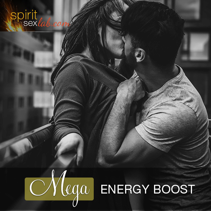 Mega Energy Boost Sexuality