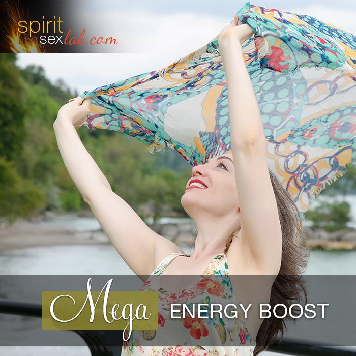 Mega Energy Boost Happiness