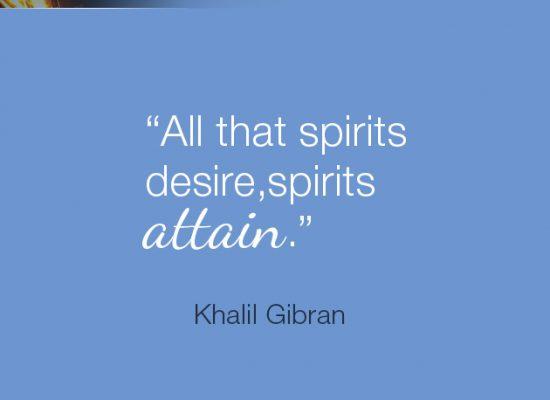 spirits desire