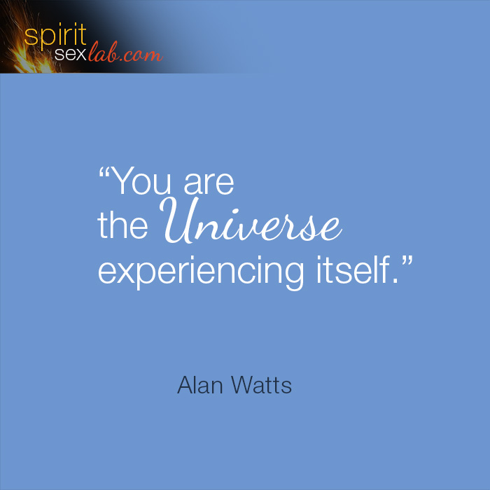 You're'The'Universe