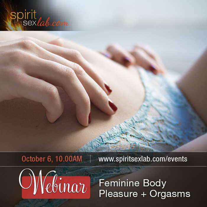Female Pleasure webinar
