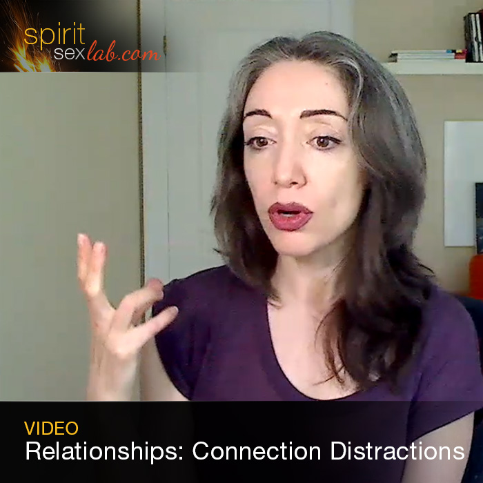 Relationship Distractions