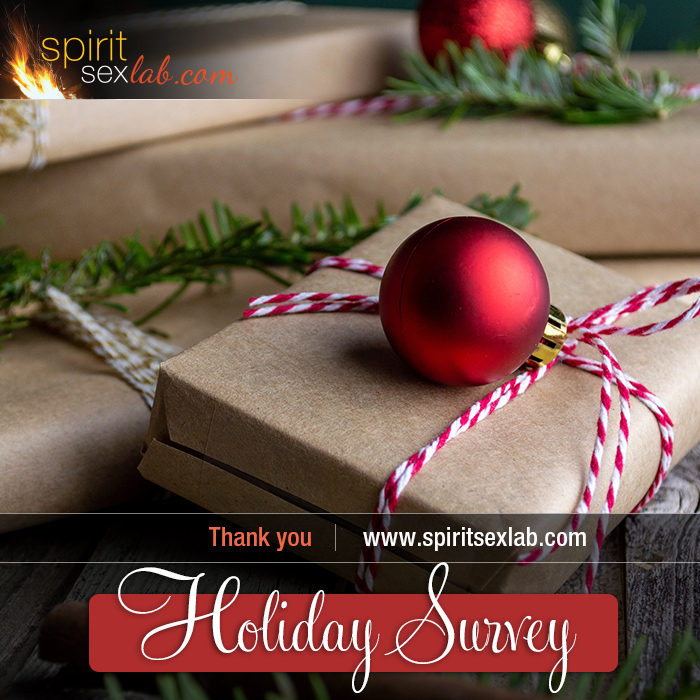 Happy Holidays Survey