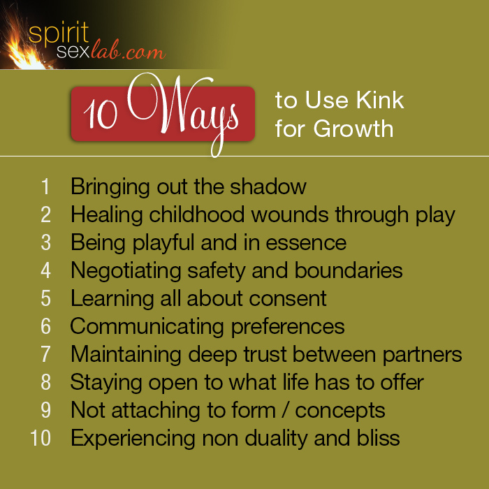 Kink Personal Growth