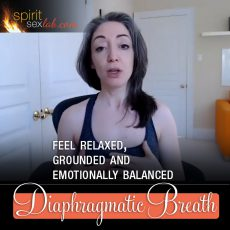 Diaphragmatic breath
