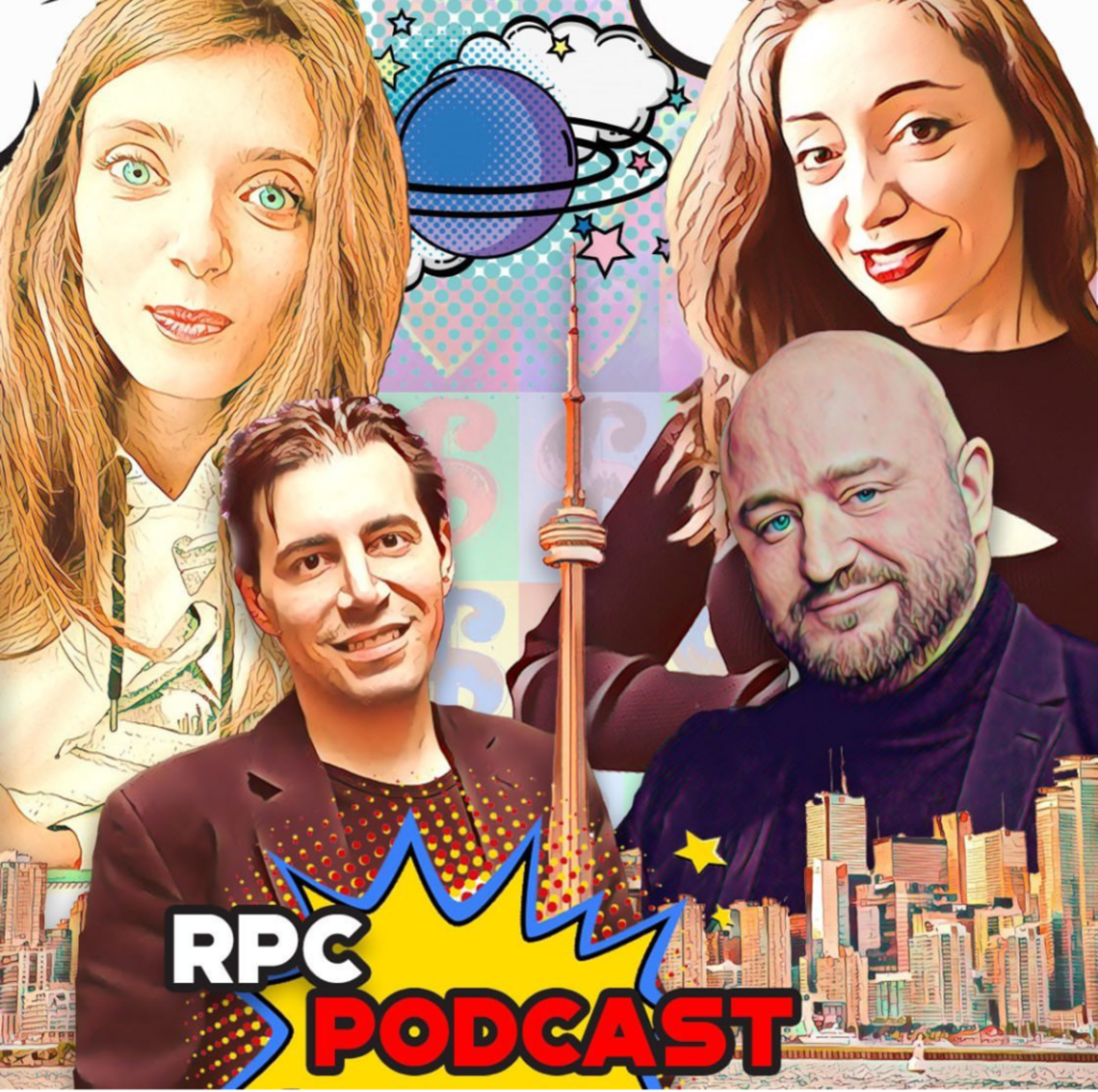 RPC Podcast interview