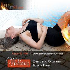 Energy Orgasm Webinar